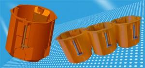 puszki do plyt kartonowo gipsowych, puszka do płyt gipsowo kartonowych - Arpara - producent osprzętu elektroinstalacyjnego