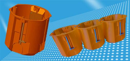 Puszki do płyt kartonowo gipsowych - Arpara - producent osprzętu elektroinstalacyjnego