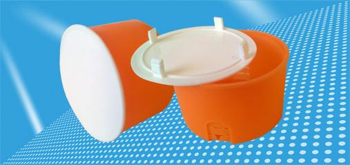 Puszki podtynkowe PK80 - Arpara - producent osprzętu elektroinstalacyjnego